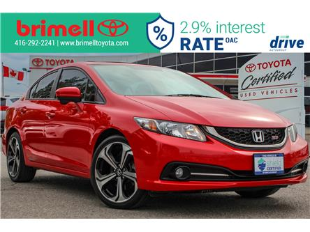 2015 Honda Civic Si (Stk: 10012) in Scarborough - Image 1 of 29