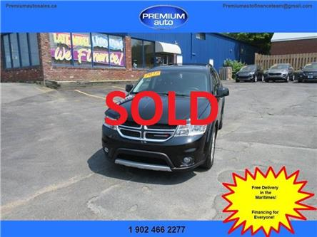 2018 Dodge Journey GT (Stk: 219743) in Dartmouth - Image 1 of 30