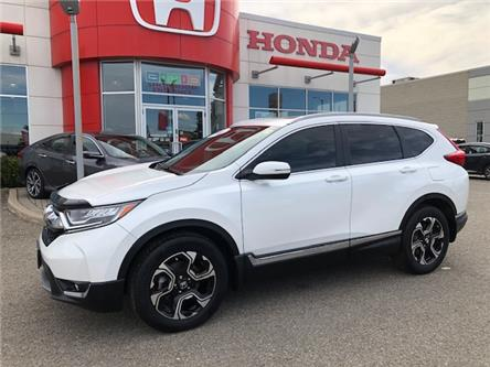 2019 Honda CR-V Touring (Stk: K1197) in Georgetown - Image 1 of 12