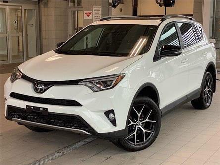 2018 Toyota RAV4 SE (Stk: 21534A) in Kingston - Image 1 of 13