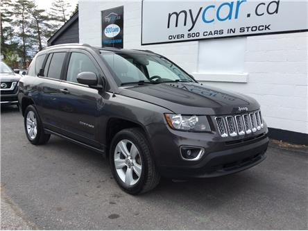 2016 Jeep Compass Sport/North (Stk: 191429) in Richmond - Image 1 of 19