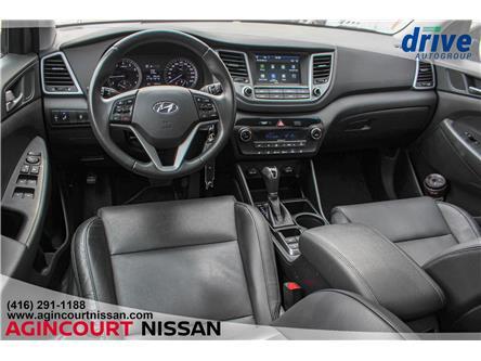 2018 Hyundai Tucson SE 2.0L (Stk: U12654R) in Scarborough - Image 2 of 27