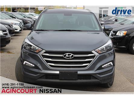 2018 Hyundai Tucson Premium 2.0L (Stk: U12655R) in Scarborough - Image 2 of 11