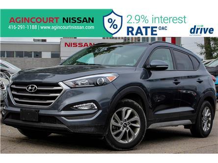 2018 Hyundai Tucson Premium 2.0L (Stk: U12655R) in Scarborough - Image 1 of 11