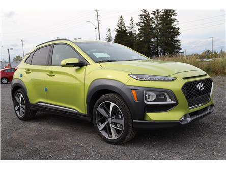 2020 Hyundai Kona 1.6T Ultimate w/Lime Colour Pack (Stk: R05158) in Ottawa - Image 1 of 9
