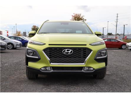 2020 Hyundai Kona 1.6T Ultimate w/Lime Colour Pack (Stk: R05157) in Ottawa - Image 2 of 9