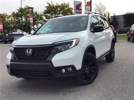 2019 Honda Passport Sport (Stk: 191894) in Barrie - Image 1 of 25