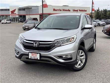 2016 Honda CR-V SE (Stk: U16597) in Barrie - Image 1 of 26