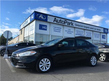 2015 Dodge Dart Aero (Stk: 15-00386) in Brampton - Image 1 of 23