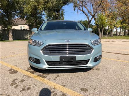 2013 Ford Fusion Hybrid SE (Stk: ) in Winnipeg - Image 2 of 24