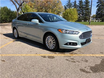 2013 Ford Fusion Hybrid SE (Stk: ) in Winnipeg - Image 1 of 24