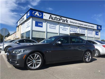 2016 BMW 535i xDrive (Stk: 16-54081) in Brampton - Image 1 of 30