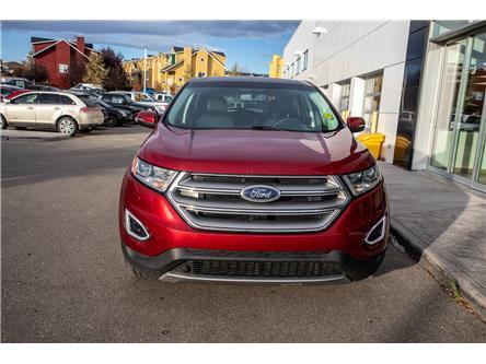 2016 Ford Edge SEL (Stk: K-1878A) in Okotoks - Image 2 of 22