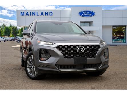 2019 Hyundai Santa Fe Preferred 2.4 (Stk: P4168) in Vancouver - Image 1 of 24