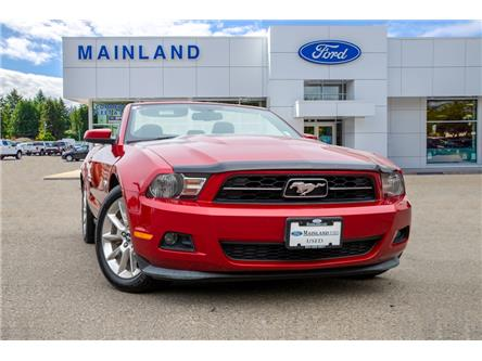 2011 Ford Mustang V6 (Stk: P5964A) in Vancouver - Image 1 of 19
