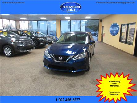 2019 Nissan Sentra 1.8 SV (Stk: 299638) in Dartmouth - Image 1 of 24