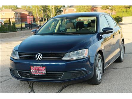 2011 Volkswagen Jetta 2.5L Comfortline (Stk: 1909460) in Waterloo - Image 1 of 22