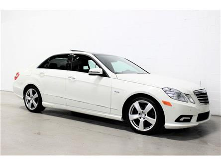 2011 Mercedes-Benz E-Class Base (Stk: 494456) in Vaughan - Image 1 of 30