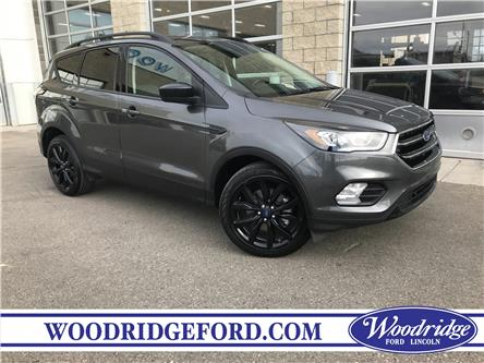2018 Ford Escape SE (Stk: K-2322A) in Calgary - Image 1 of 19
