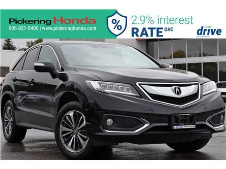 2018 Acura RDX Elite (Stk: P5291) in Pickering - Image 1 of 37