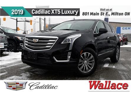 2019 Cadillac XT5 Luxury (Stk: 188588) in Milton - Image 1 of 11