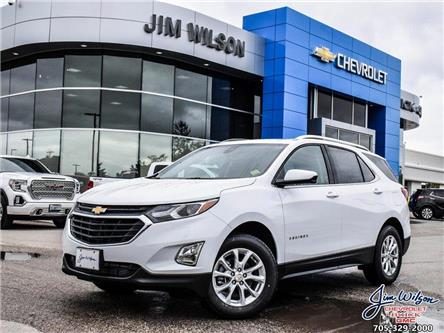 2020 Chevrolet Equinox LT (Stk: 202037) in Orillia - Image 1 of 29