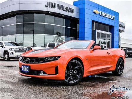2019 Chevrolet Camaro 1LT (Stk: 2019930) in Orillia - Image 1 of 26