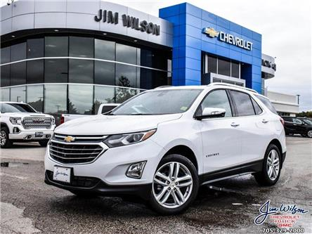 2020 Chevrolet Equinox Premier (Stk: 202057) in Orillia - Image 1 of 27