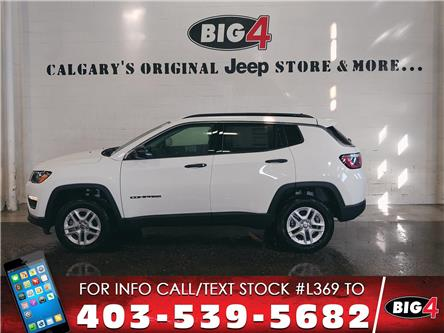 2019 Jeep Compass Sport (Stk: L369) in Calgary - Image 1 of 14