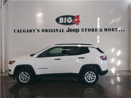 2019 Jeep Compass Sport (Stk: L369) in Calgary - Image 2 of 14