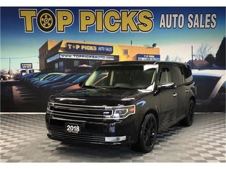 2018 Ford Flex Limited (Stk: A18384) in NORTH BAY - Image 1 of 25