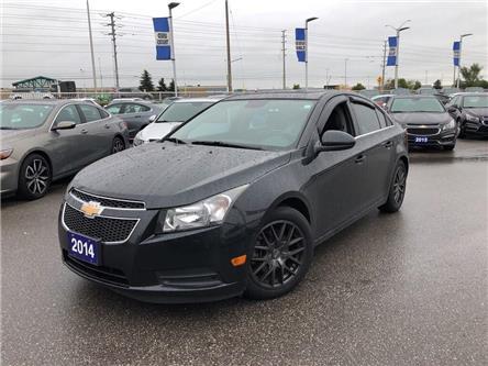 2014 Chevrolet Cruze Diesel|Auto|Leather| Rear Cam|Heat.Seats| (Stk: PL18759A) in BRAMPTON - Image 2 of 2