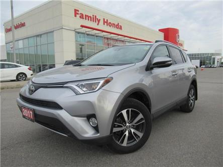 2017 Toyota RAV4 XLE | FREE BRAND NEW WINTER TIRES INCLUDED! (Stk: 648913T) in Brampton - Image 1 of 26
