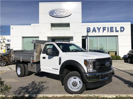 2019 Ford F-550 Chassis XL (Stk: FH19868) in Barrie - Image 1 of 30