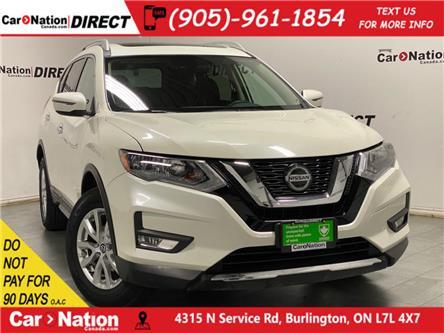 2019 Nissan Rogue  (Stk: DRD2613) in Burlington - Image 1 of 37