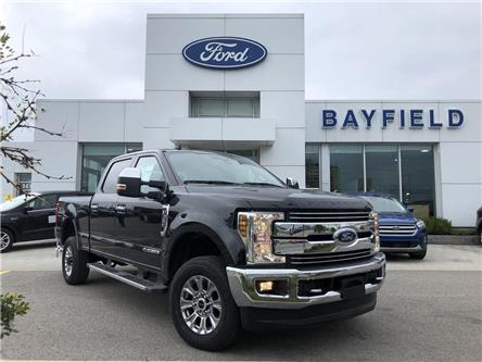 2019 Ford F-350 Lariat (Stk: FH191107) in Barrie - Image 1 of 28