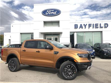2019 Ford Ranger Lariat (Stk: RG191154) in Barrie - Image 1 of 30