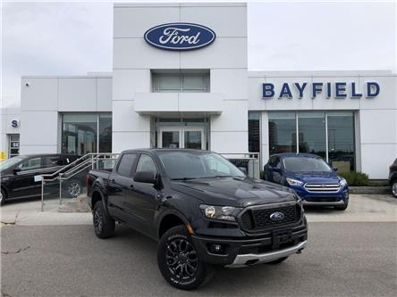 2019 Ford Ranger Lariat (Stk: RG19838) in Barrie - Image 1 of 30