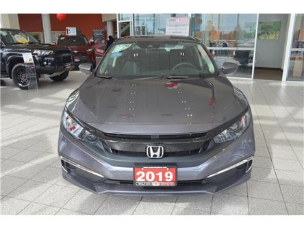 2019 Honda Civic LX (Stk: 000310) in Milton - Image 2 of 36