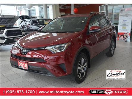 2018 Toyota RAV4  (Stk: 852074) in Milton - Image 1 of 37