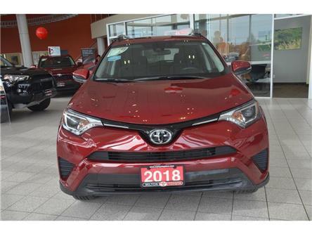 2018 Toyota RAV4  (Stk: 852074) in Milton - Image 2 of 37