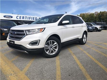2016 Ford Edge SEL (Stk: ED19807A) in Barrie - Image 1 of 50