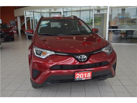 2018 Toyota RAV4  (Stk: 437203) in Milton - Image 2 of 37