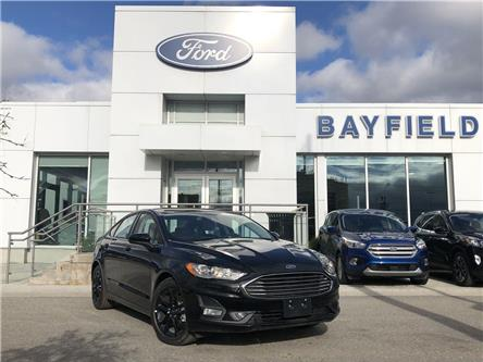 2019 Ford Fusion SE (Stk: FS191090) in Barrie - Image 1 of 30