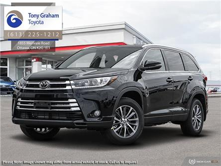 2019 Toyota Highlander XLE (Stk: D11657) in Ottawa - Image 1 of 22