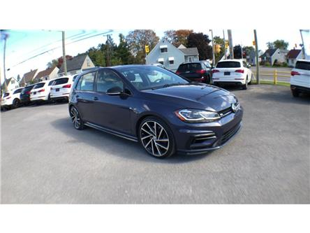 2018 Volkswagen Golf R 2.0 TSI (Stk: 089054) in Ottawa - Image 2 of 25