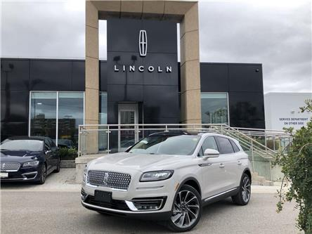 2019 Lincoln Nautilus Reserve (Stk: NT191236) in Barrie - Image 1 of 30