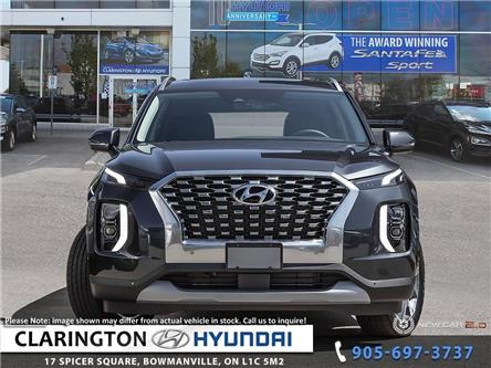 2020 Hyundai Palisade Luxury 8 Passenger (Stk: 19755) in Clarington - Image 2 of 10