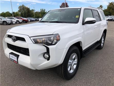 2015 Toyota 4Runner SR5 V6 (Stk: U2866) in Vaughan - Image 1 of 29