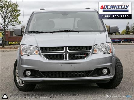 2018 Dodge Grand Caravan Crew (Stk: CLDUR6142) in Ottawa - Image 2 of 28